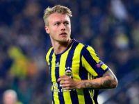 Fenerbahçe'de Simon Kjaer veda ediyor