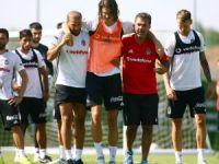 Beşiktaş'ta şok sakatlık