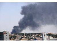 Gaziantep'te yangın