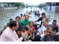 Hindistan'da sel: 120 ölü