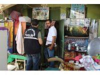 El-Fakir Hacı Abuzer Baba Türbesi 1 haftada 3 kez soyuldu
