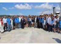 KKTC Milli Eğitim ve Kültür Bakanı Özdemir Berova Çanakkale'de
