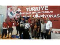 Adıyamanlı kick boks sporcuları Türkiye üçüncüsü oldu