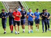 Antalyaspor Salzburg kampında ter attı