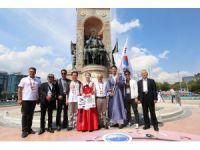 18'inci Uluslararası Büyükçekmece Kültür ve Sanat Festivali'nin açılışı yapıldı