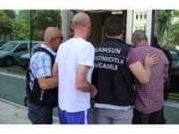 İstanbul'dan kokain getiren 4 kişi tutuklandı