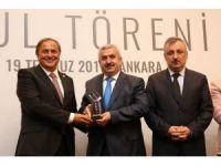 Körfez Belediyesi'nin hayata geçirdiği projelere ödül