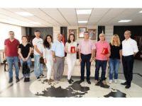 Başkan Yardımcısı Avcıoğlu, Kültür ve Turizm Bakanlığı koordinasyon ekibi ile bir araya geldi