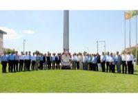İHA bölge müdürleri Kayseri OSB'de