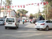 Ceylanpınar'da polisten asayiş uygulaması