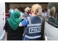 Elazığ'daki FETÖ operasyonunda 9 tutuklama
