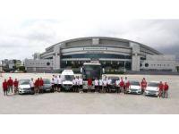 Mercedes-Benz Türk, 2017 Avrupa Basketbol Şampiyonası'nın sponsoru oldu