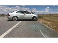 Çorum'da trafik kazası: 3 yaralı