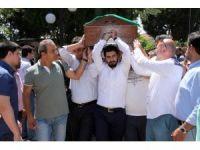 Yenişafak Gazetesi İnternet Yazı İşleri Müdürü, 7 yaşındaki kızını uğurladı