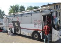 Iğdır'da kan bağışı kampanyası