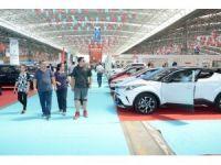 Aksaray'da Otomobil, Motosiklet, Mobilya ve Beyaz Eşya Fuarı açıldı