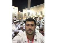 Camide abdest alırken vurulan şahıs hayatını kaybetti