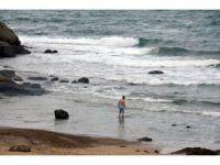 Beykoz'da iki arkadaş dalgalar arasında kayboldu