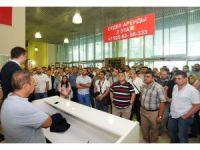 Bursalı firmalar Moskova Türk Ticaret Merkezi'ni inceledi