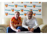 Lucescu tavsiye etti, Kayserispor transfer etti