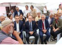 TBMM Başkanvekili VE CHP İstanbul Milletvekili Hamzaçebi'den Eren Bülbül'ün ailesine taziye ziyareti