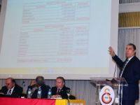 Levent Nazifoğlu'nun konuşması sırasında Dival Kurulu Karıştı