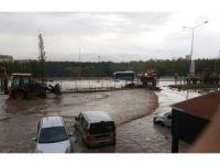 Doğu Anadolu'da sağanak yağış su baskınlarına neden oldu