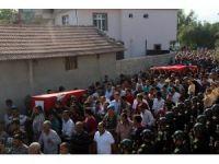 Şehit Uzman Çavuş Abdulhadi Yılmaz Hatay'da toprağa verildi