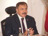 Bakan Eroğlu Elazığ'da