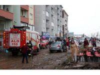 Erzurum'da selin yaraları sarılıyor