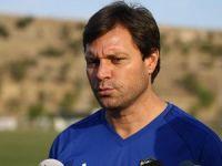 Evkur Yeni Malatyaspor Teknik Direktörü Sağlam: Milli takımla ilgili sıkıntıları geçmişte söyledik