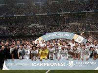 İspanya'da sezonun ilk kupası Real Madrid'in
