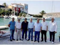 """Ege Bölgesi'ndeki CHP il başkanları: """"Genel başkanımızın arkasındayız"""""""