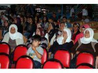 Yozgat'ta köy çocukları ilk kez sinema heyecanı yaşadı