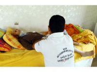 Büyükşehir'den hasta ve yaşlılara şefkat eli