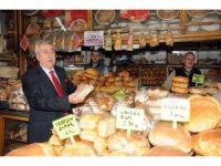 """Palandöken, """"En çok ekmek israfı fırın ve hanelerde yapılıyor"""""""