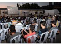 Mamak'ta sinema akşamları devam ediyor