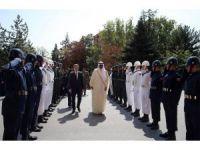 Milli Savunma Bakanı Canikli, Kuveyt Savunma Bakanı ile bir araya geldi