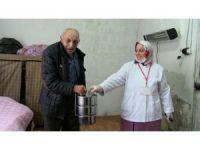 Borçka'da kimsesiz yaşlılar için bakım hizmeti başlatıldı