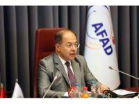 Başbakan Yardımcısı Akdağ, Deprem Danışma Kurulu toplantısına başkanlık etti