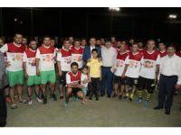 Şanlıurfa'da 40 takımın katıldığı şehitler turnuvası sona erdi