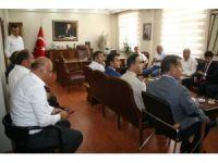 Vali Ahmet Çınar Devrek'te