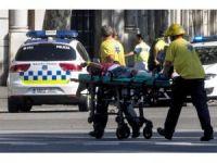 Barcelona'da terör saldırısı: 2 ölü, 20 yaralı