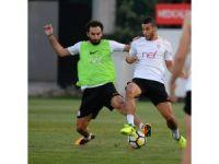 Galatasaray, Osmanlıspor maçı hazırlıklarını sürdürüyor