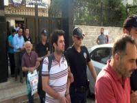Hatay'da adliyeye sevk edilen 39 FETÖ zanlısından 13'ü tutuklandı