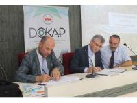 Tarımda DOKAP'la 1 Milyon Liralık protokol