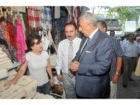 """Palandöken, """"Türkiye'de esnaf sayısına oranla en çok kadın girişimci Uşak'ta"""""""