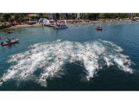 Osmangazili yüzücü birinciliğe kulaç attı