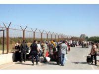 Suriyelilerin ülkelerine gidişleri sürüyor