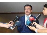 Bakan Zeybekci'den Merkel'in açıklamasına cevap